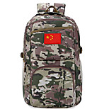 2 L Backpack Camping & Hiking Leisure Sports Multifunctional Yellow Terylene Other