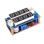 5A Adjustable Power CC/CV Step-down Charge Module LED Driver Voltmeter Ammeter Constant Current Constant Voltage