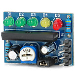 KA2284 Power Level Indicator Battery Indicator Audio Level Indicator Module