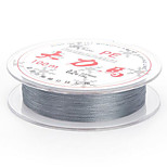 100M / 110 Yards Monofilament Silver 120LB 0.2 mm For General Fishing(Random Delivery)