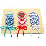 Children'S Shoes Threading Male Girl Educational Toys