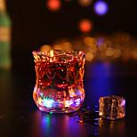 1st färgrik färg kreativa slumpvis pub KTV LED-lampa nattlampa ledde drinkware