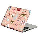 Super MOE Color Sticker Decal 015 For MacBook Air 11/13/15,Pro13/15,Retina12/13/15