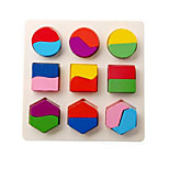 Wooden Three-Dimensional Jigsaw Puzzle