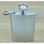 Carry Portable 10 Oz Stainless Steel Flagon Multifunktion / Praktisk Grip / Høj kvalitet Rustfrit Stål Specialværktøj