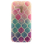 Palette Painting Pattern TPU Soft Case for Motorola Moto G XT1028/XT1031/XT1032