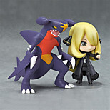 Pocket Little Monster Cynthia ABS 10cm Height Anime Action Figures