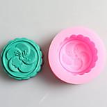 moldes de silicone sakura chocolate, moldes de bolo, moldes de sabão, ferramentas de decoração bakeware