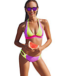 European and American Women Explosion Models of Mixed Colors Swimwear