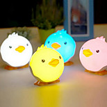 canard créatif lampe nuit lumière