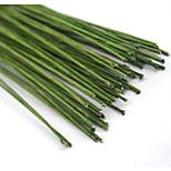 Flower Rod Package 60cm Handmade DIY Materials For Soft Wire Garland Wreath Rattan Wire Accessories