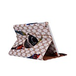 7.9 Inch Bird Pattern 360 Degree Rotation PU Leather Case for iPad mini 1/2/3(Assorted Colors)