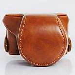 Fujifilm Camera SLR X-M1 Leather Protective Case/Bag