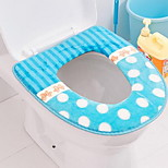 F23-3-01 Thick Paste Toilet Seat Cushion Cover Universal Toilet Seat Cover Toilet Potty Pad Plush