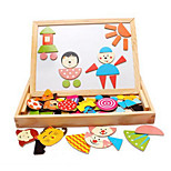 Magnetic Puzzle Drawing Board