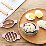 1 Multifunction Korean Egg Slicer Random Color