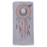 Dream Catcher Pattern Frosted TPU Material Phone Case for Huawei Ascend P9 Lite/P9/P8 Lite/P8