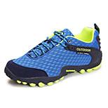 Gray/Blue Wearproof Rubber Running Shoes for Men
