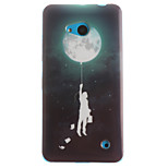 Balloon Painting Pattern TPU Soft Case for Microsoft Nokia Lumia 640/530/630