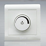 Pole Pu 86 Type Concealed Panel Lamp Dimmer Switch Dimmer Wall Switch