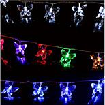 10 M 100 LED Colorful  String Lights AC220 V