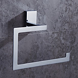 Towel Ring / Polished Brass / Wall Mounted /20*15*20 /Brass /Contemporary /20 15 0.345