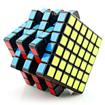 Yongjun® Magic Cube 6*6*6 Flourescent / Professional Level Smooth Speed Cube Black / White / Pink Plastic Toys