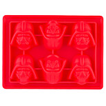 1Pc Silicone Star Wars Darth Vader Shape Ice Cube Tray Mold Cookies Chocolate Soap Baking Kitchen Tool