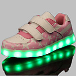 Girls' Shoes Occasion Upper Materials Category Season Styles Heel Type Accents Color LED Shoes
