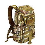 2 L Backpack Camping & Hiking Leisure Sports Multifunctional Camouflage 600D Ripstop Other