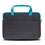 Gearmax® 13inch Candy-colored One-shoulder Laptop Bag Black/Blue/Pink