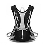 Cycling Backpack Backpack for Leisure Sports Traveling Running Sports BagReflective Strip Wearable Multifunctional Including Water