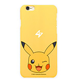Pocket Little Monster Pikachu 4.7 inch Iphone 6/6S Hard Matting Cellphone Cover