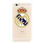 espalda Other Other TPU Suave UEFA EURO Cubierta del caso para Apple iPhone 6s Plus/6 Plus / iPhone 6s/6