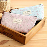 Korean Version Of The Pastoral Small Floral Floral Cosmetic Bag Large Capacity Storage Bag Pencil Case