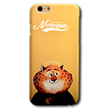 espalda Other Other PC Duro Smooth Surface+Relief+Novelty Pattern Cubierta del caso para AppleiPhone 6s Plus/6 Plus / iPhone 6s/6 /