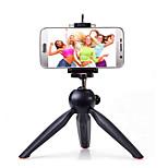 Yunteng 228 trépied selfie colle avec pince pour le téléphone et l'appareil photo
