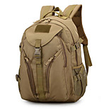 10 L Backpack / Rucksack Camping & Hiking Outdoor Waterproof Khaki Nylon