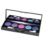 5 Colors EyeShadow Nude Comestic Long Lasting Beauty Makeup