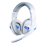 SALAR KX236  Gaming headset over-ear headband headphones deep bass stereo surround sound with micphone for PC Laptop