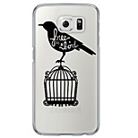 Samsung Galaxy S4/ S5/S6 TPU Transparent Back Cover Soft