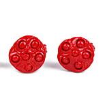 DIY Jewelry Cinnabar Lotus Charm
