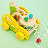 Cartoon Frog Drums Toy Car