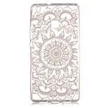 New Lace  Hollow Pattern TPU Case For HUAWEI P9/P9 Lite