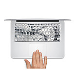 Keyboard sticker Marble  Laptop keys Decal for MacBook Air 13