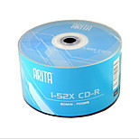 Arita CD-R 52X 50PCS 700MB Blank CD