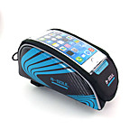 Bike Frame Bag Phone Holder / Phone/Iphone / Touch Screen / Shockproof Cycling/Bike Nylon Green / Red / Blue B-SOUL