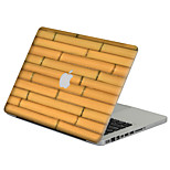 Wood Style Sticker Decal 003 For MacBook Air 11/13/15,Pro13/15,Retina12/13/15