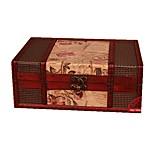 Organize Storage Box Wooden Jewelry Box