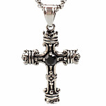 The Cross Pendant(Not Including Chain)